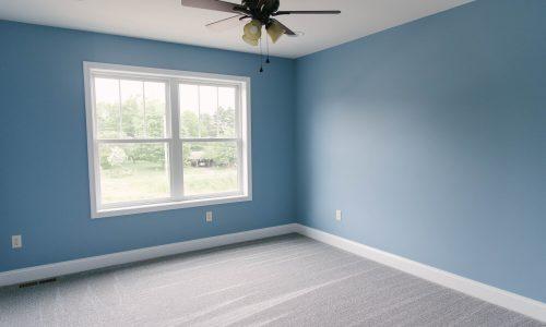pintar azul